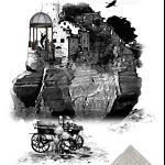 """Уладзімір Чараухін. Раздзел прозы """"Гульня абліччаў"""". Ілюстрацыя 2"""